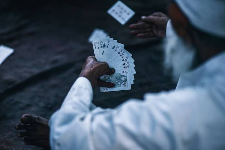 roots of poker