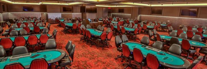 sands poker room review