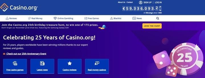 top casino reviews