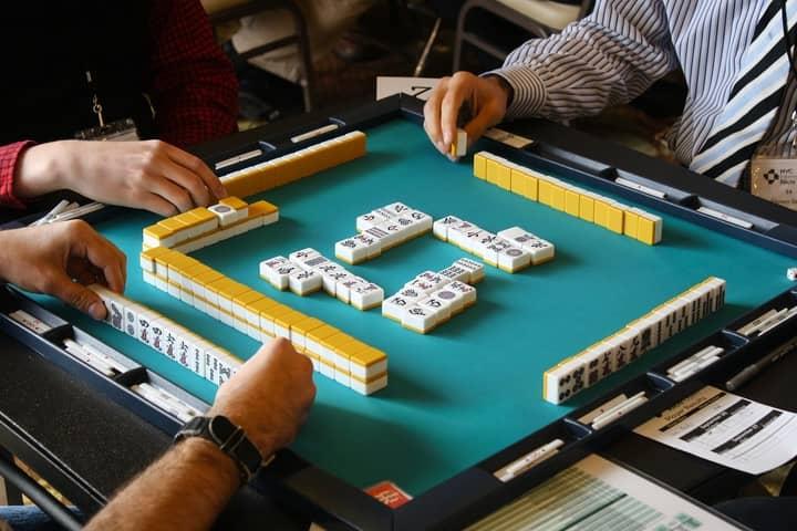 Gambling-Asia-Mahjong