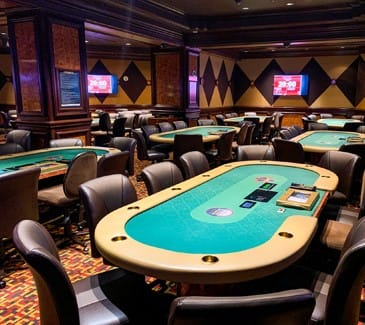 Golden Nugget Poker tournaments