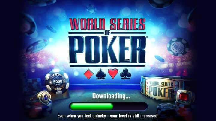get WSOP free chips app