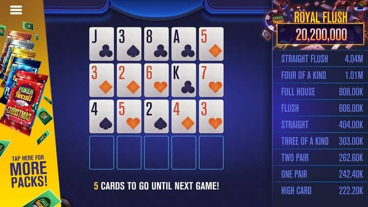 how to get free chips on wsop app