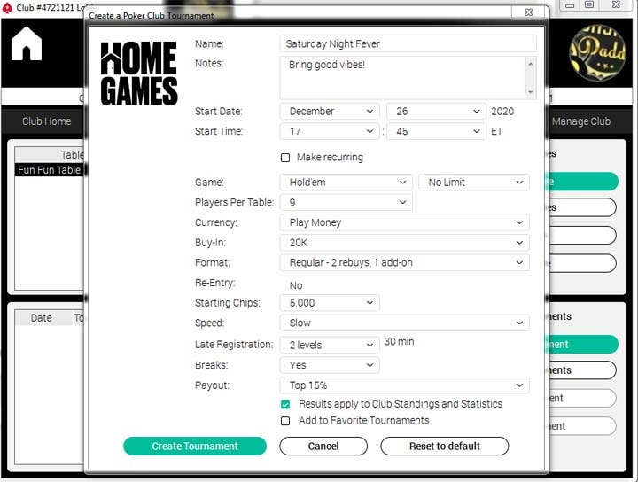 play online poker with friends on ps