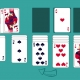 solitaire card game rules