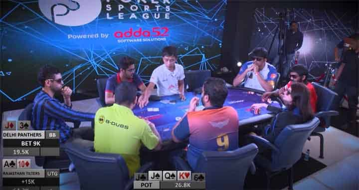 India-Poker-Sports-League