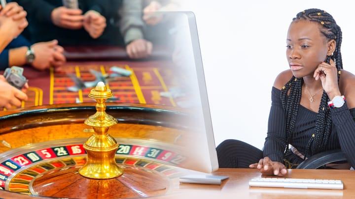 Online vs. Live Roulette