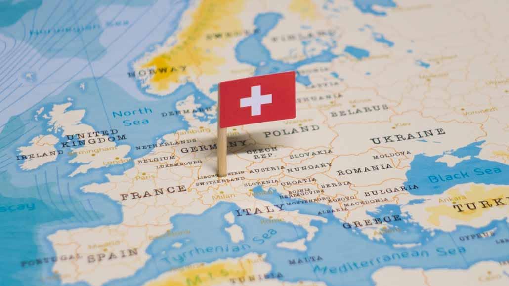 Switzerland-Poker-History