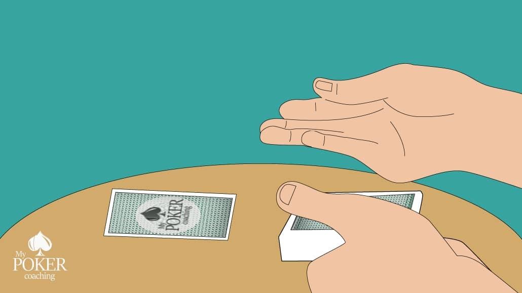 canasta cards dealing