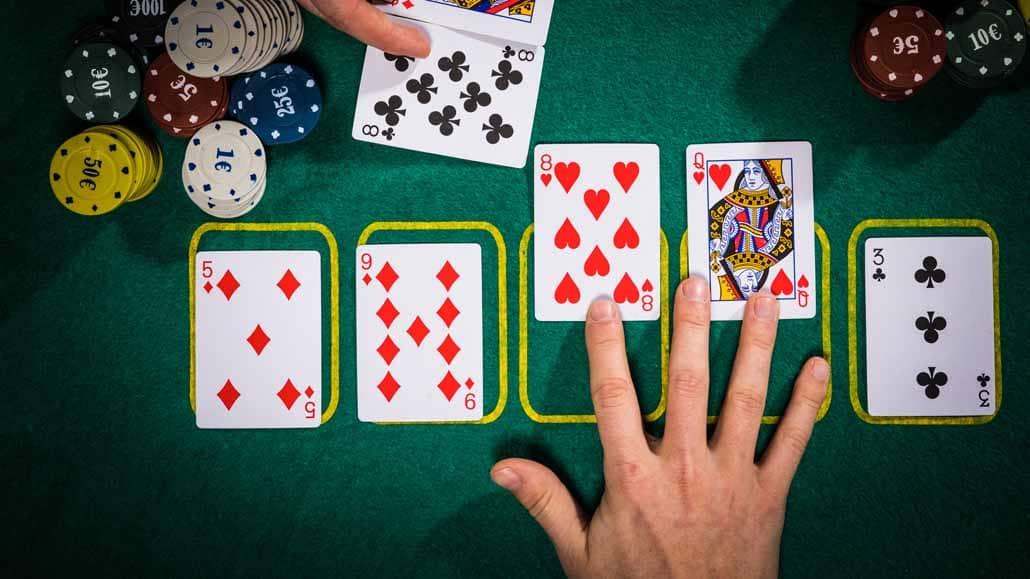 Freezeout-Poker