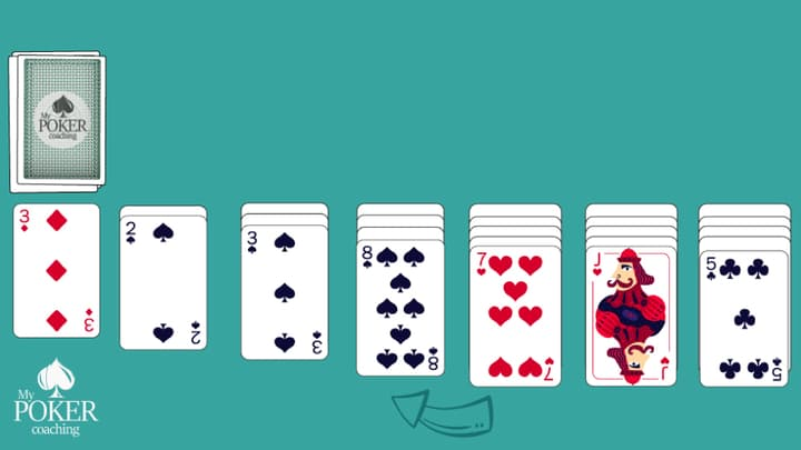 How to Play Spider Solitaire card game