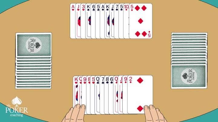 how to play bridge card game