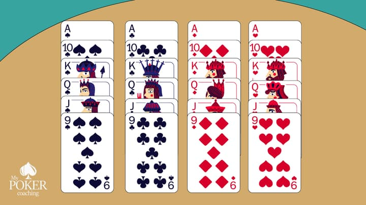 pinochle cards rankings