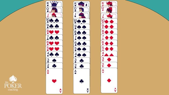 spider solitaire rules