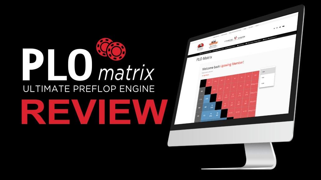 upswing plo matrix review