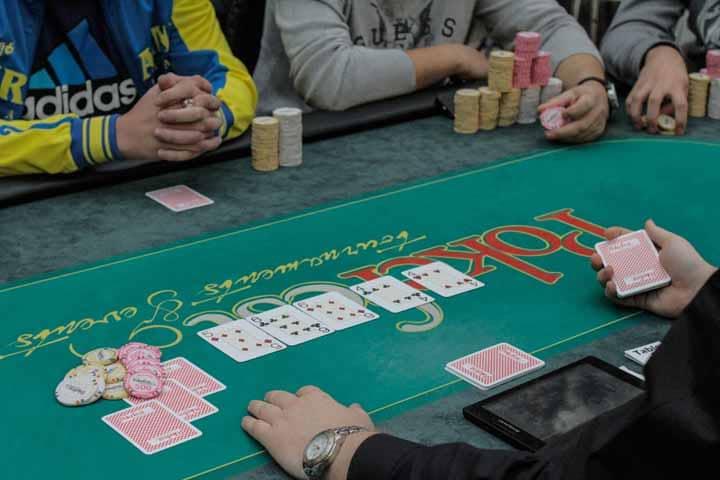 Poker-Set-Ups