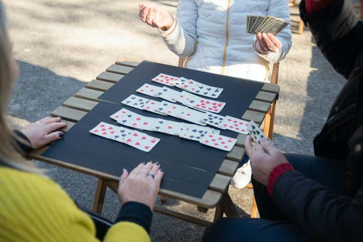 Card Games for Three Cribbage