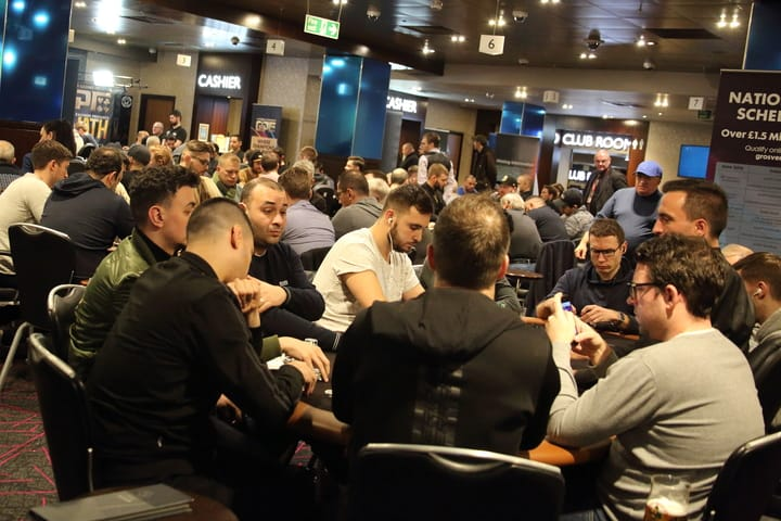 Tournaments at Londons Vic