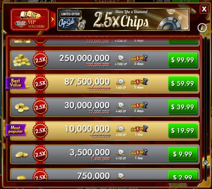 Use DDC codes when buying chips