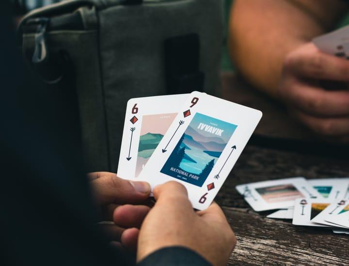 2 player card games Garbage