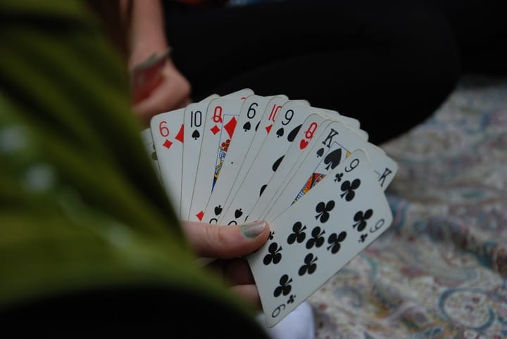 2 player card games gin rummy