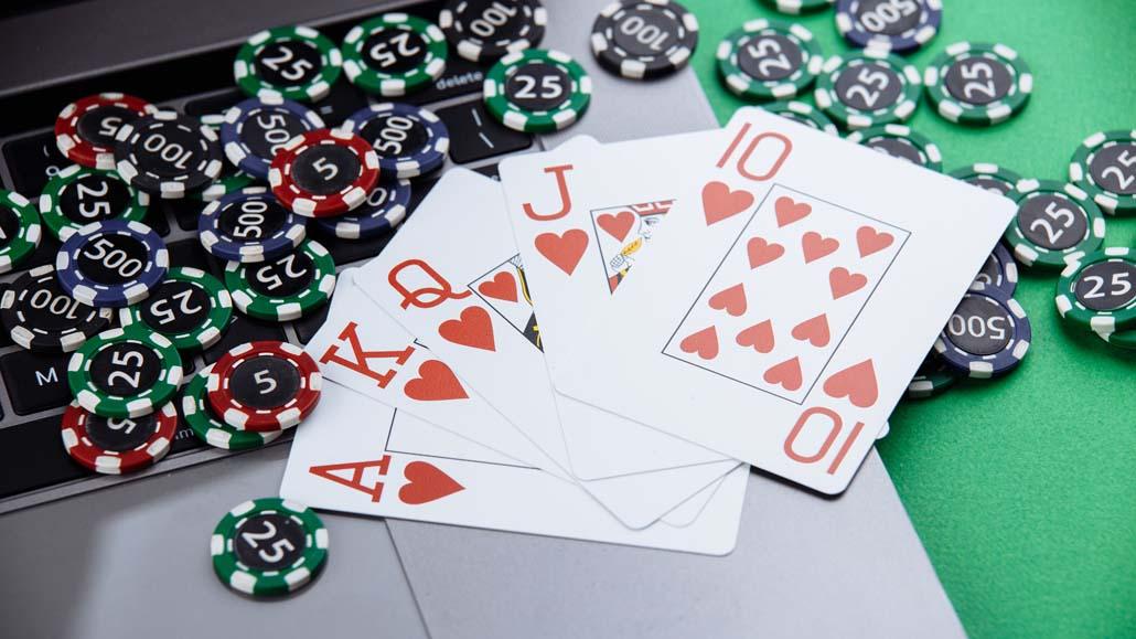 Badugi Poker