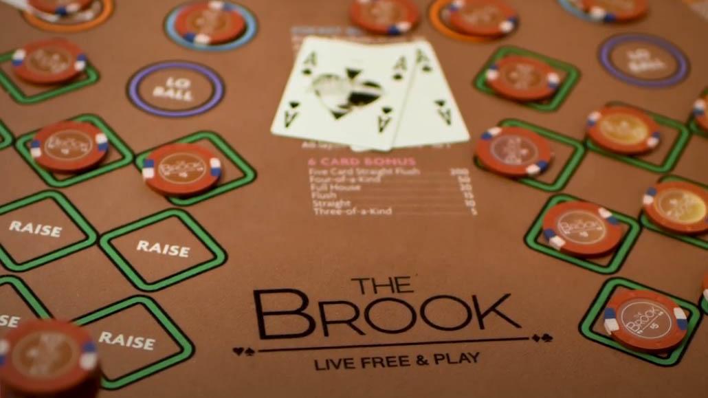 Brook Poker Room