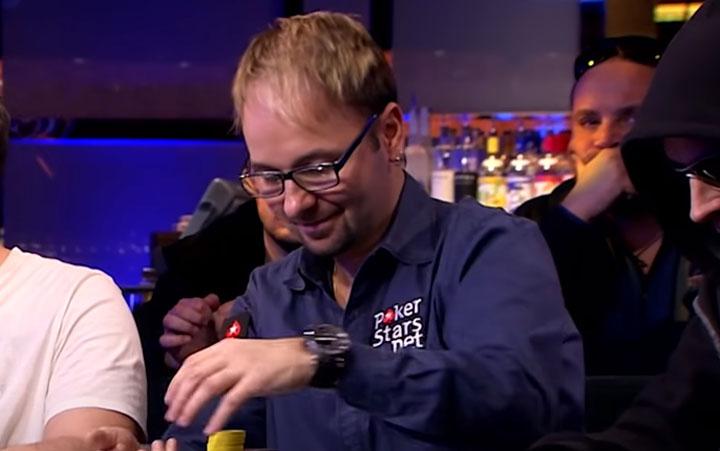 Daniel Negreanu poker journey