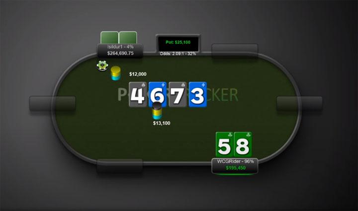 Doug Polk online poker