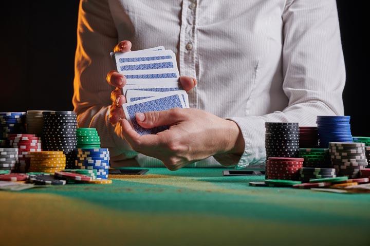 Games for 2 - Holdem Poker