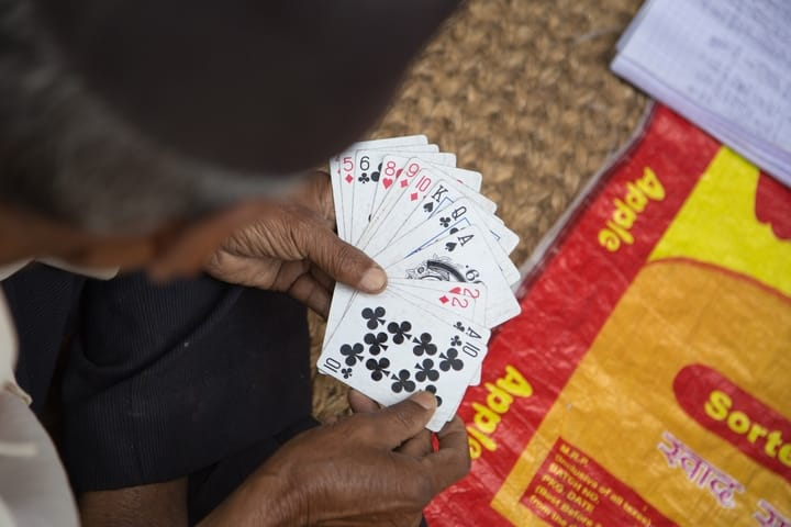 Go Fish card games for 2
