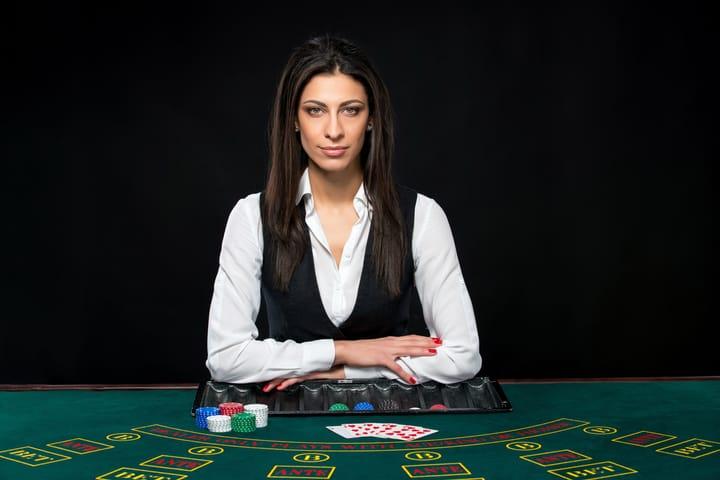 Lifelike casino action online