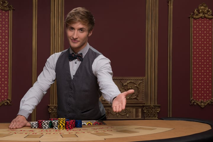 Make gambling more social with live dealer games