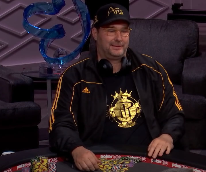 Phil Hellmuth personal life