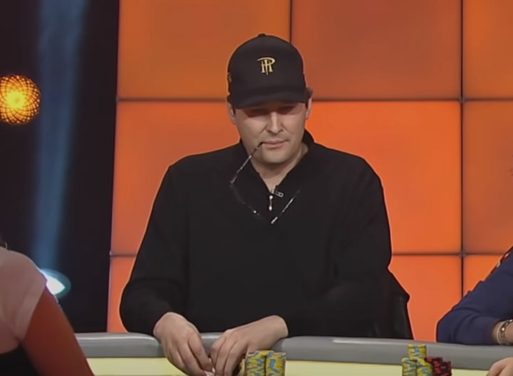 Phil Hellmuth poker beginnings