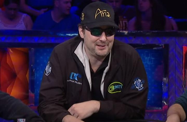 Phil Hellmuth poker career
