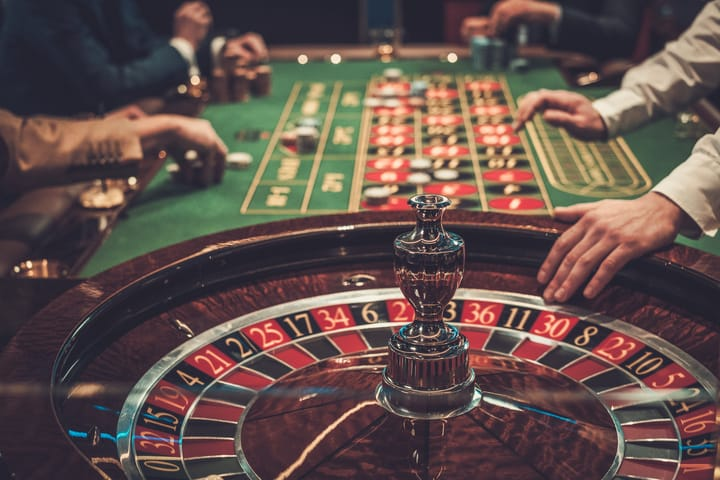 Roulette and poker math