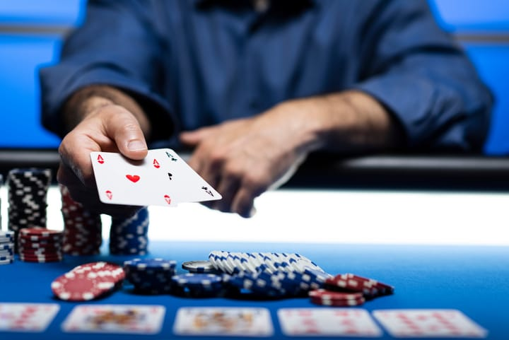 Texas Holdem all in rules