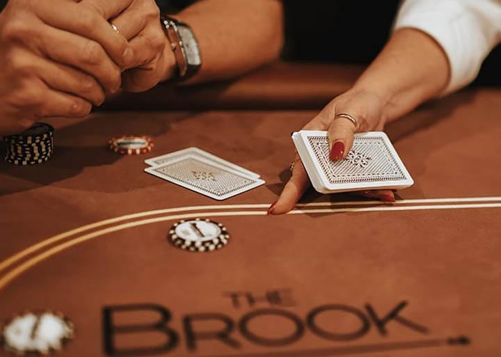 The Brook Poker Room Cash Games