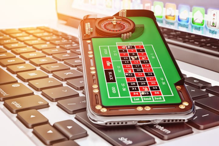 USA online gambling and advertising