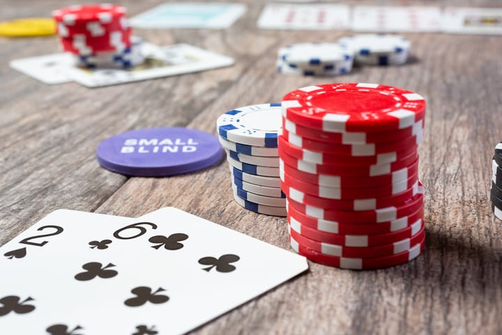 What is the worst hand in poker
