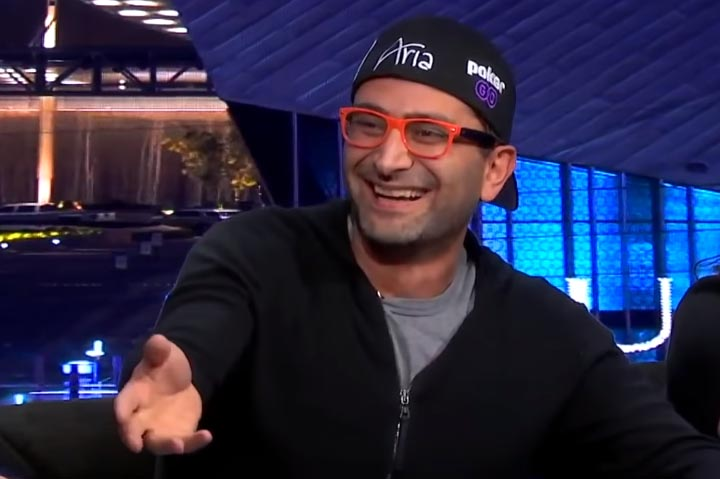 Antonio Esfandiari Net Worth