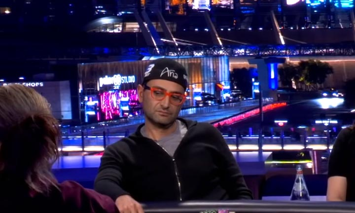 Antonio Esfandiari poker career
