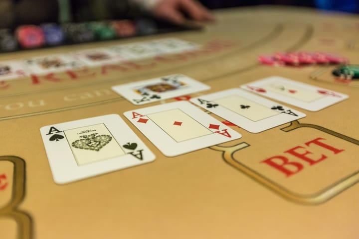 Applying thinking fast and slow to casino games