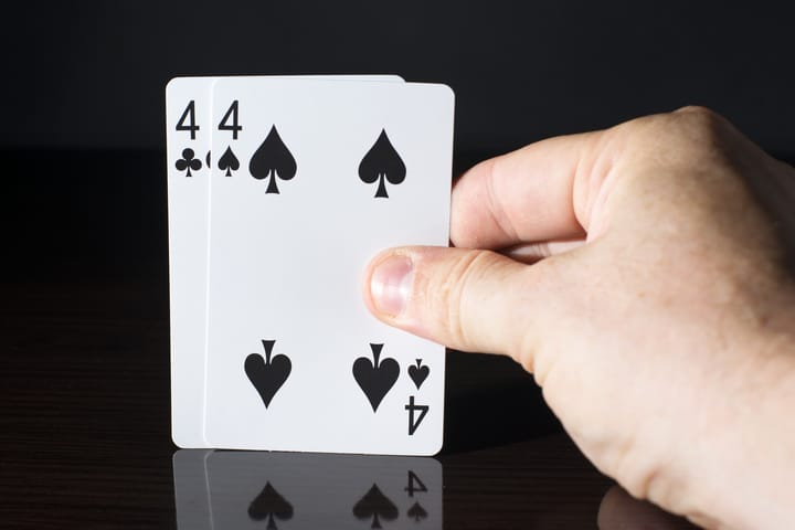 Card Deck - card names