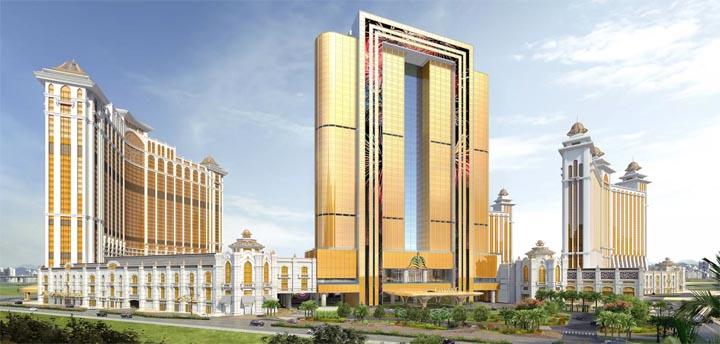 World's biggest casinos - Galaxy Macau
