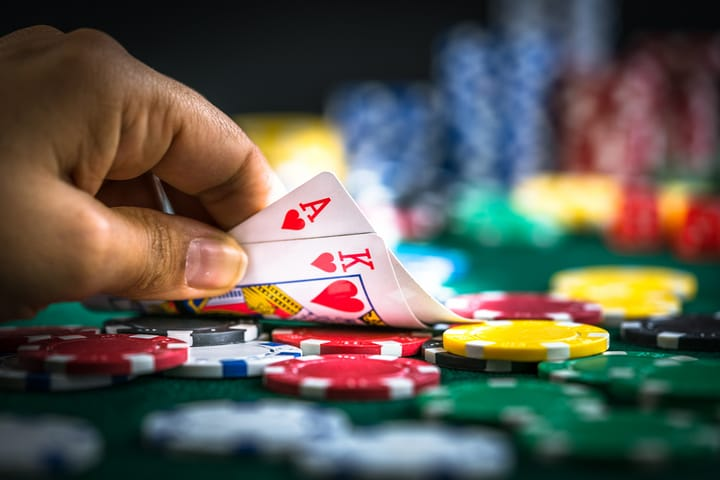 Go big or go home is not a good poker strategy