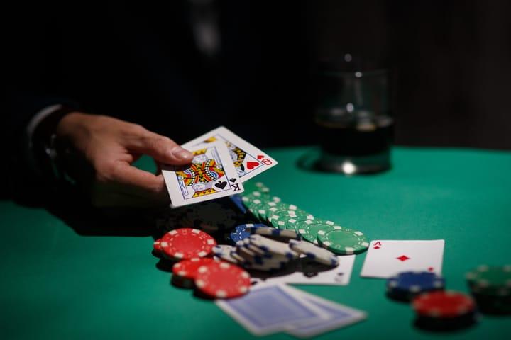 Good poker face is a key poker trait