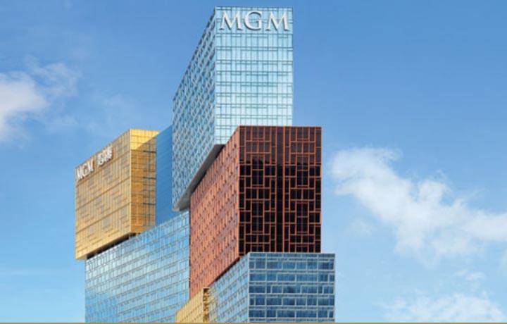 MGM Cotai - world's largest casinos