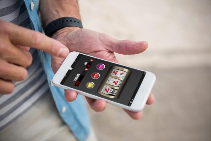 Mobile casino design